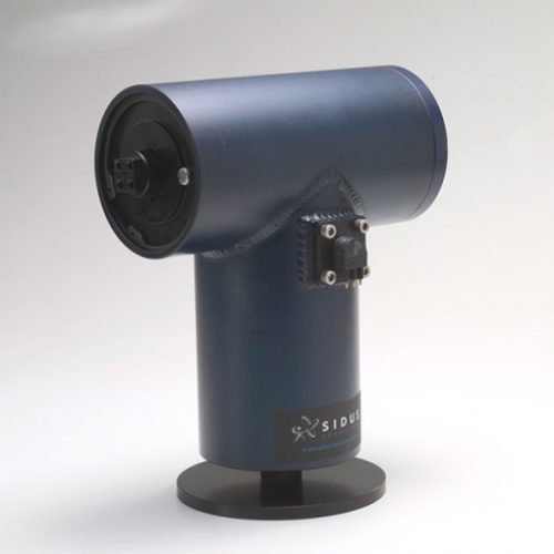 "SS250 Heavy Duty Pan & Tilt Device ""Deep Blue"""