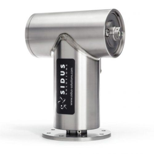 SS120 Titanium Pan & Tilt Device