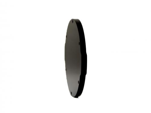 3″ End Cap – Aluminium – Blank