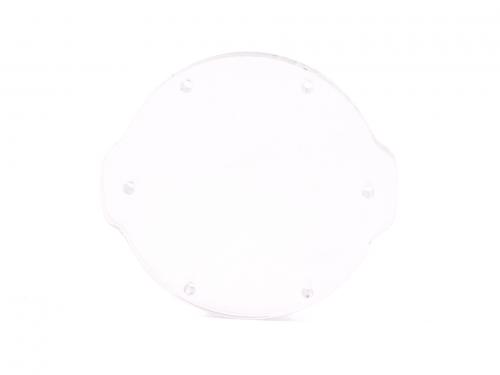 2″ Acrylic End Cap – Blank