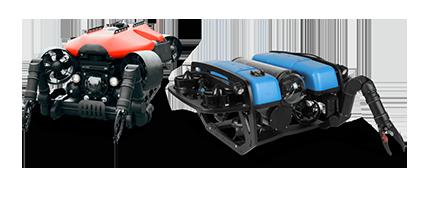 SRS Fusion, BlueRobotics BlueROV
