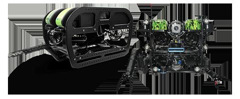 Teledyne SeaBotix vLBV-300, Bay Dynamics